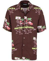 PAS DE MER Shirt - Brown
