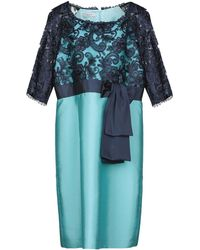 EVASSÉ - Knee-length Dress - Lyst