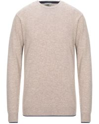Henry Cotton's Pullover - Neutre