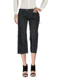 Patrizia Pepe - 3/4-length Trousers - Lyst
