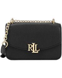 Lauren by Ralph Lauren Cross-body Bag - Black