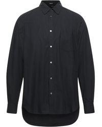 Isabel Benenato Camisa - Negro