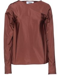Mauro Grifoni Blouse - Brown