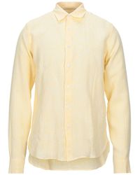 Orlebar Brown Hemd - Gelb