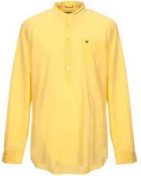 Daniele Alessandrini Shirt - Yellow