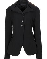 Rundholz Suit Jacket - Black