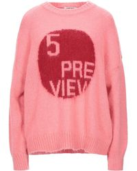 5preview Pullover - Rosa
