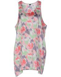 Cheap Monday Short Dress - Pink