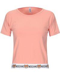 Moschino Camiseta interior - Rosa