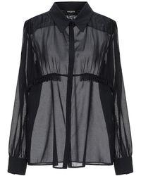 Rochas Camisa - Negro