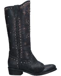 Divine Follie Boots - Black