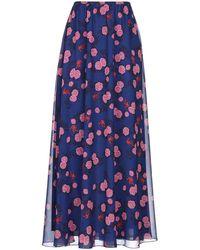 Giamba Long Skirt - Blue