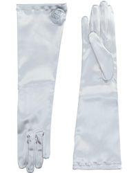 Armani Gloves - Gray