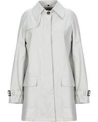 Sealup Overcoat - Gray