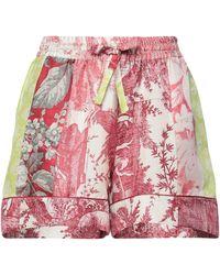 Pierre Louis Mascia Shorts & Bermuda Shorts - Red