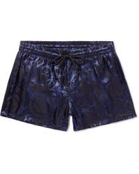 Versace Swimming Trunks - Blue