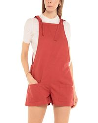 O'neill Sportswear Dungarees - Red