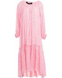 FEDERICA TOSI Midi Dress - Pink