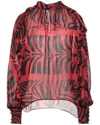 Relish Blouse - Red