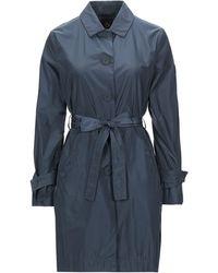 Ciesse Piumini Overcoat - Blue