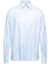Angelo Nardelli Hemd - Blau