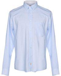 Panama Shirt - Blue