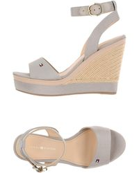 Tommy Hilfiger Sandals - Yellow