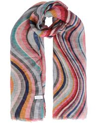 Paul Smith Scarf - Red