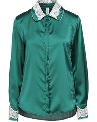 Souvenir Clubbing Shirt - Green