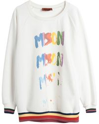 Missoni Sweatshirt - White