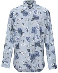 Paolo Pecora Shirt - Blue