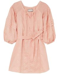 Innika Choo Short Dress - Pink