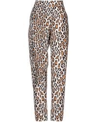 Shirtaporter Casual Trousers - Natural