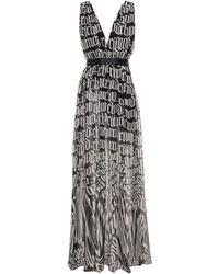 John Richmond Long Dress - Black