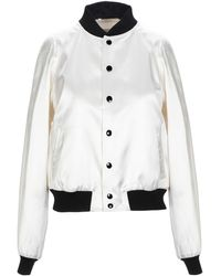 Saint Laurent Jacket - White