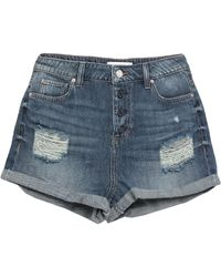 Guess Denim Shorts - Blue