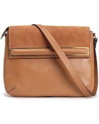 Halston Cross-body Bag - Brown