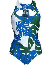 Mikoh Swimwear Costume intero - Blu