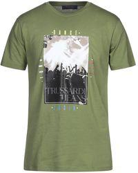 Trussardi T-shirt - Green