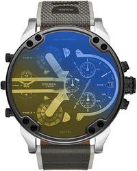 DIESEL Reloj de pulsera - Negro