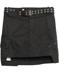 Helmut Lang Mini Skirt - Black