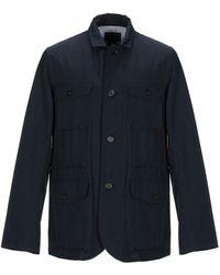 Brooks Brothers Overcoat - Blue