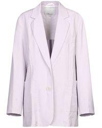 3.1 Phillip Lim Suit Jacket - Purple