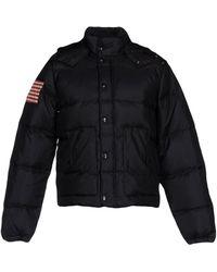 Denim & Supply Ralph Lauren Down Jacket - Black