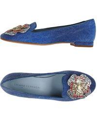 Chiara Ferragni - Loafers - Lyst