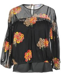 RED Valentino - Blouse - Lyst