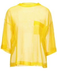 Suoli Jumper - Yellow