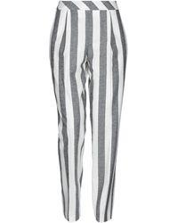 Armani Exchange Casual Trousers - Grey