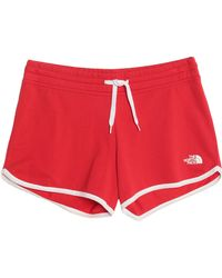The North Face Shorts & Bermuda Shorts - Red