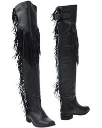See By Chloé Knee Boots - Black